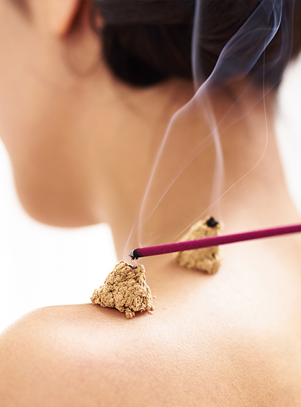 moxibustion Bordeaux